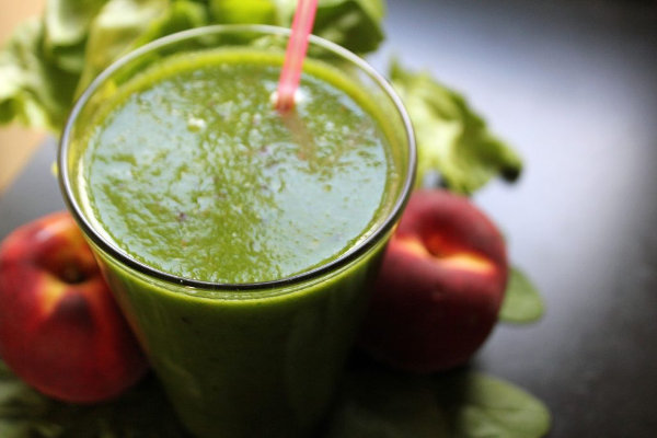 applecucumber-smoothie
