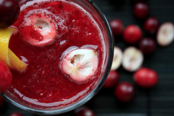 cherries-smoothie