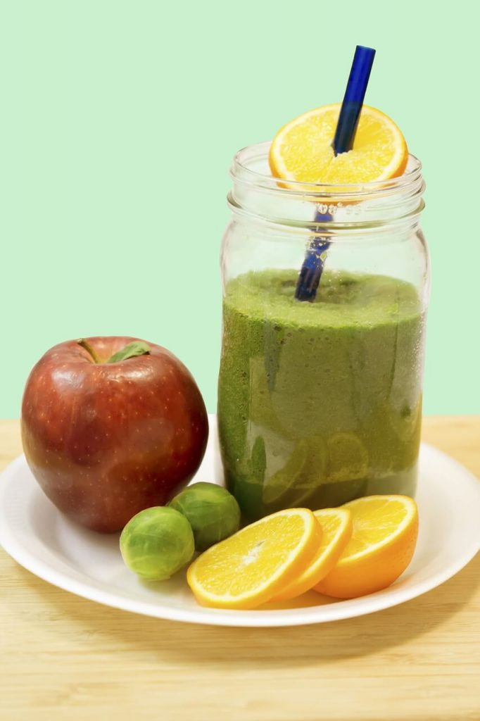 apple_spinach_smoothie