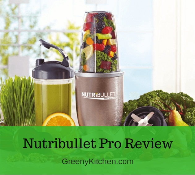 Nutribullet Pro Review (900 Series): 2018