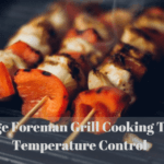 George Foreman Grill Cooking Time