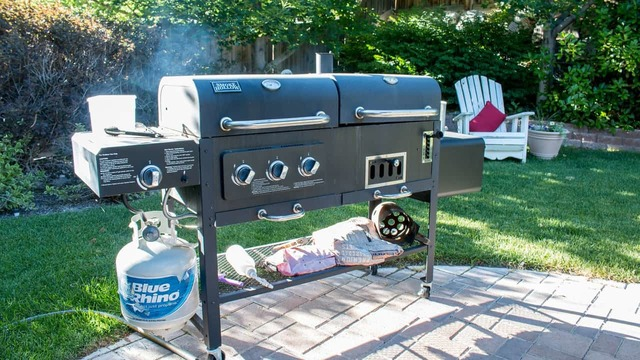 infrared grilling technology