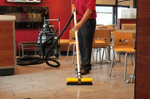 Tips For Keeping Commercial Kitchen Floors Clean