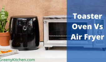 air fryer vs toaster oven
