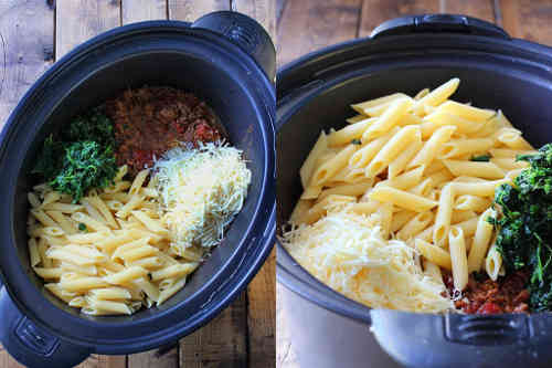 tips to make great pasta in crockpot